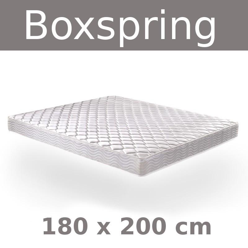 matratze boxspring 180x200 cm. Black Bedroom Furniture Sets. Home Design Ideas