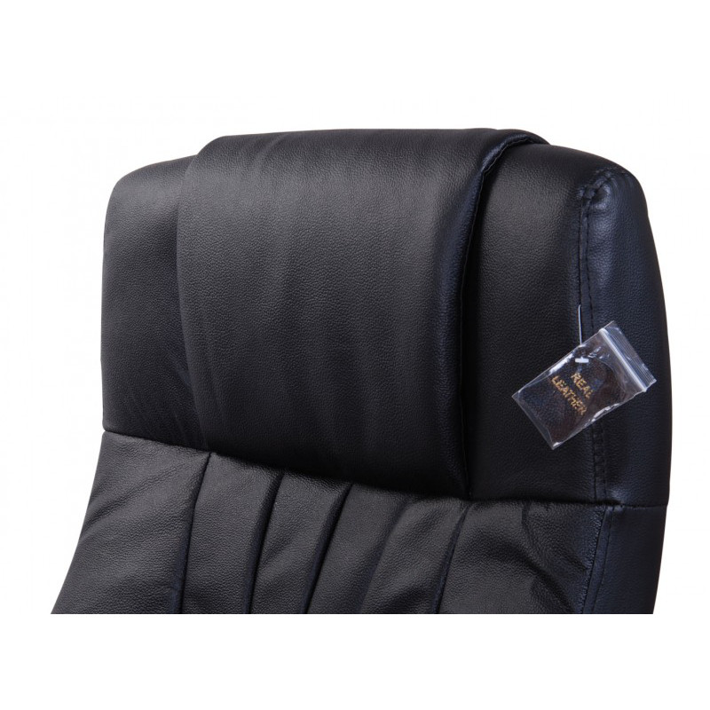 b rostuhl leder schwarz. Black Bedroom Furniture Sets. Home Design Ideas