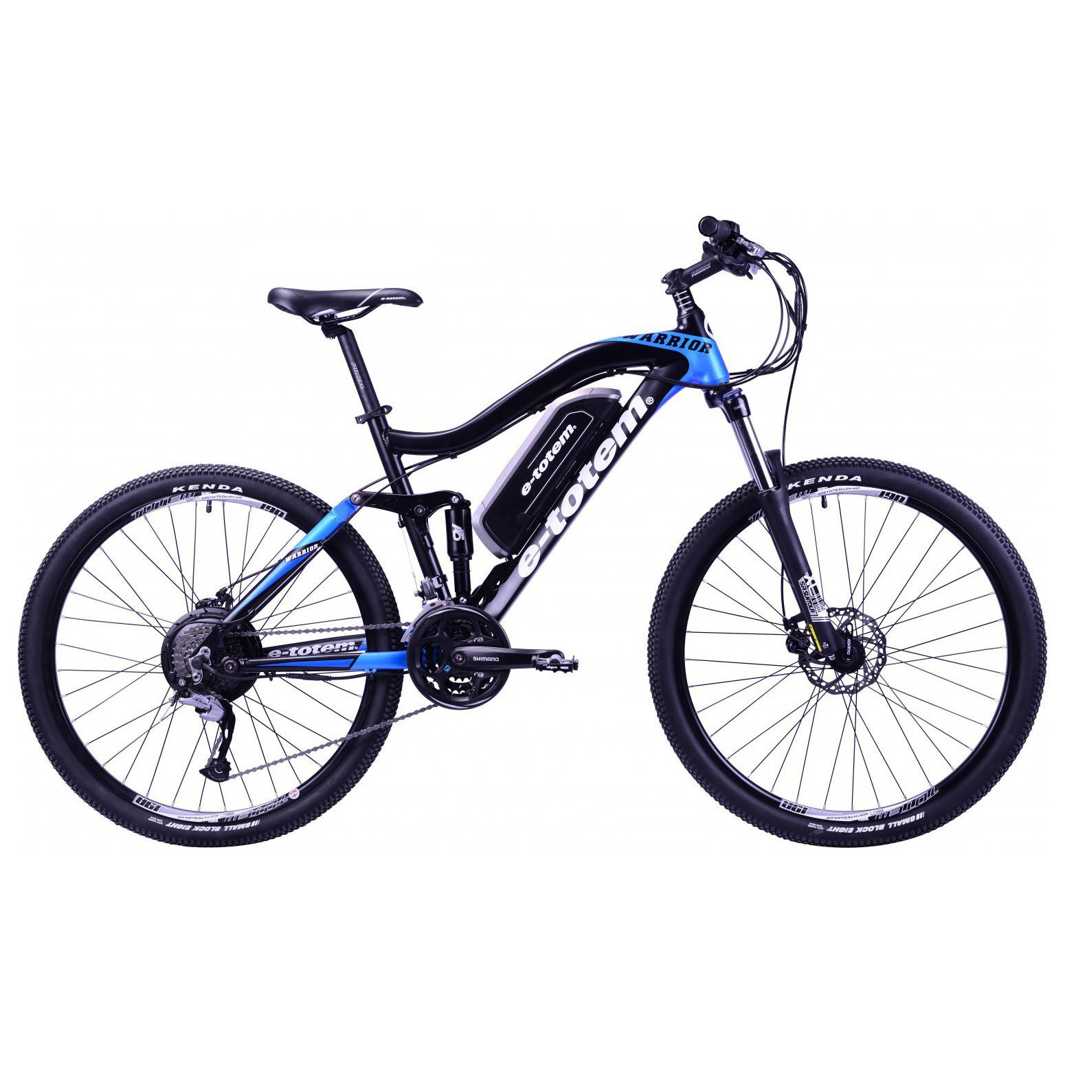 e bike mountainbike full suspension e totem. Black Bedroom Furniture Sets. Home Design Ideas