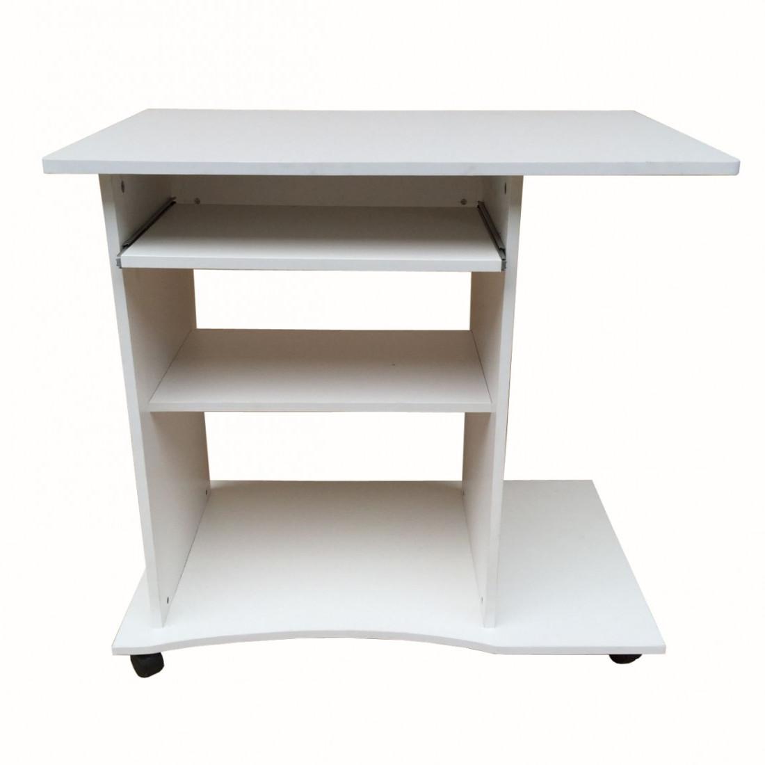 computertisch schreibtisch weiss. Black Bedroom Furniture Sets. Home Design Ideas