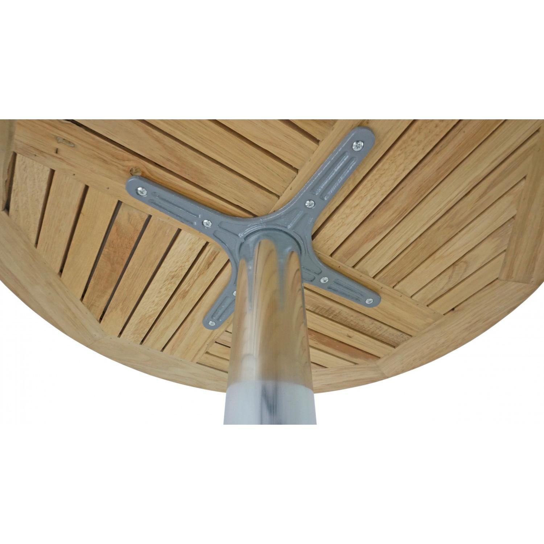 Holz bistrotisch 60 x h70 cm gratis lieferung for Bistrotisch holz