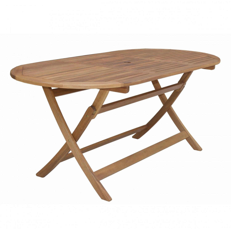 Gartentisch Set Akazienholz Mit 6 Stühlen